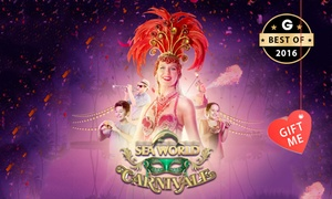 Sea World Carnivale: Sea World Carnivale - Child ($9) or Adult ($15) Ticket, 6 - 21 January 2017 (Up to $20 Value)