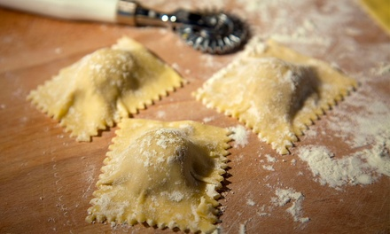 $59 for a Pasta 101 Class from The Local Epicurean ($118 Value)