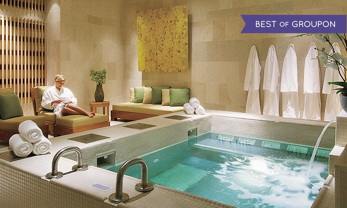 The Spa At Four Seasons Hotel Deal Of The Day Groupon