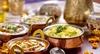 ⏰ Menu indiano di carne o pesce