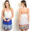 Juniors' Print-Bottom Dresses