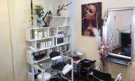 Sesión de peluquería a elegir en Natura Stylo