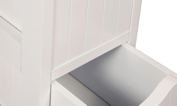 drawer bathroom storage unit