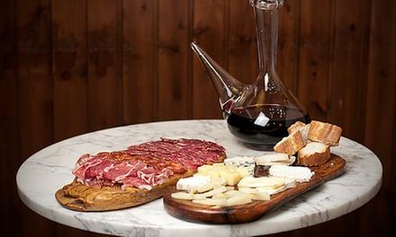 Take away gourmet con ibéricos, quesos, vino y cócteles para 2 o 4 y opción a premium desde 8,90€ en Zenchef Ibérico