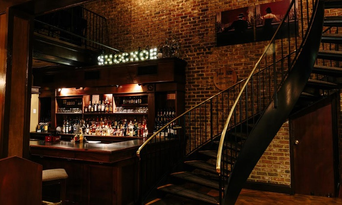 Shockoe Whiskey & Wine - Shockoe Whiskey & Wine: $45 for a Three-Course Prix Fixe Dinner for Two at Shockoe Whiskey & Wine ($70 Value)