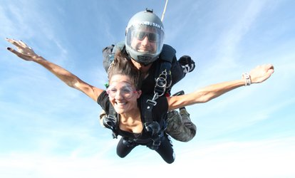 Up to 33% Off Tandem Skydive at Skydive San Diego