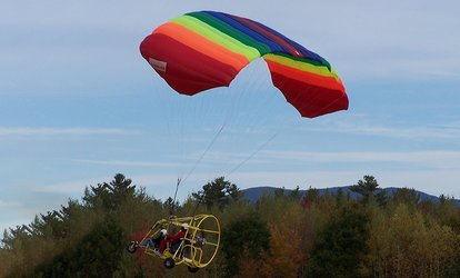 image placeholder image for Introductory Powered Parachute Flight for One  or Two People from Powered Parachute Instruction (
