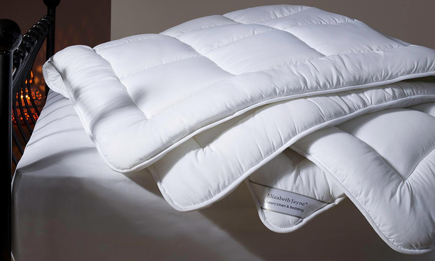 Feels Like Down Pillows, Duvet or Topper