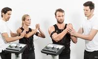 2x oder 4x 20 Min. EMS-Training inkl. Leihbekleidung bei Fitbox Frankfurt City (bis zu 75% sparen*)