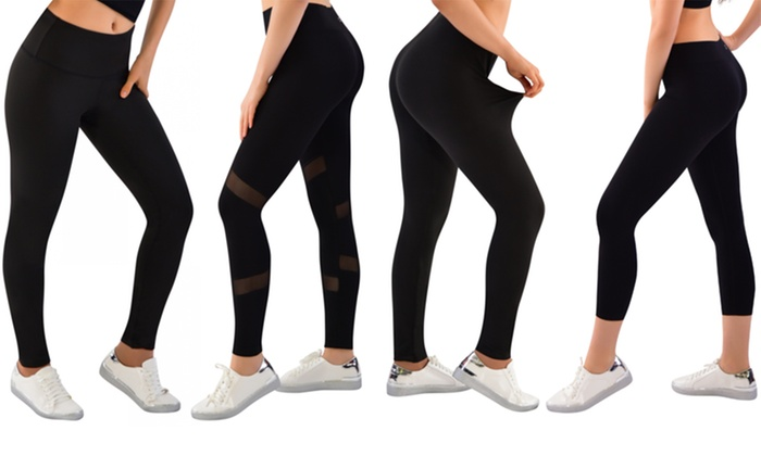 80% off Clanec Women's Leggings