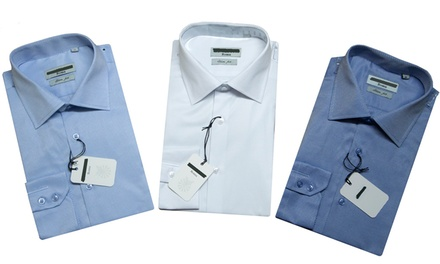 Set di 3 camicie da uomo