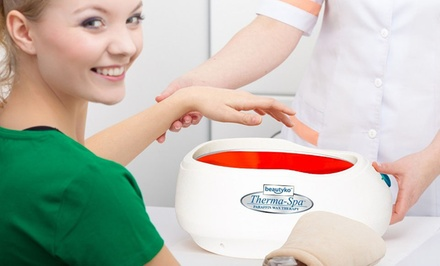 Therma-Spa Paraffin Wax Tub by Beautyko