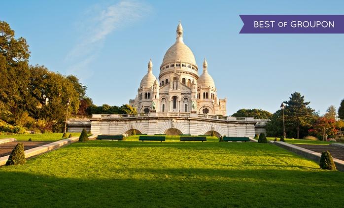 Paris: 1-3 Nächte für Zwei, opt. mit Frühstück, im Hôtel Paris Louis Blanc