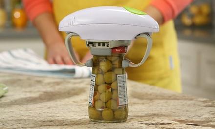 As Seen On TV RoboTwist Hands-Free Battery-Operated Jar Opener