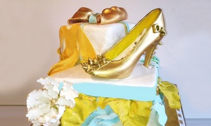 Monique's Unique Cakes: Miniature Cake Class for One or Two, or Shoe Candy Class for Two at Monique's Unique Cakes (Up to 67% Off)
