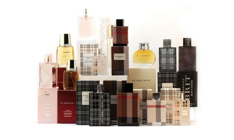 Burberry Fragrances for Women or Men (Multiple Sizes Available)