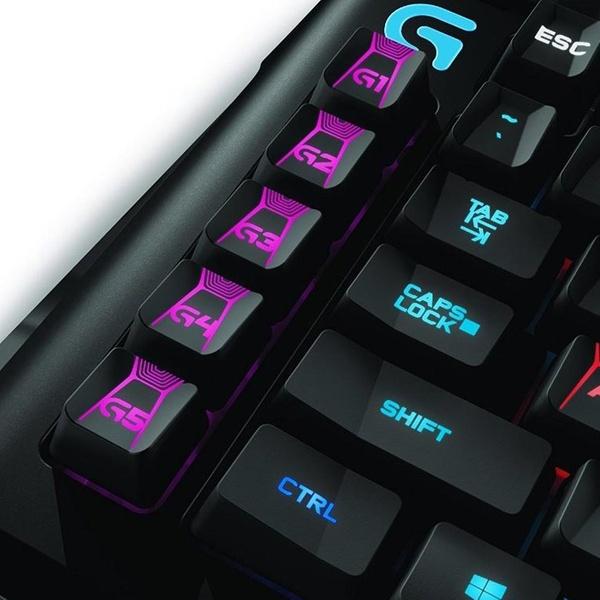 Logitech G910 Orion Spark Gaming Keyboard (Manufacturer Refurbished)