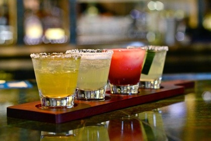 Margarita Flight Experience for One or Two at Be Good Restaurant And Experience (Up to 20% Off)