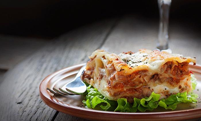 Mamma Mia NY Pizza - Highland Court Manor: $20 for an Italian Meal for Two at Mamma Mia NY Pizza (Up to $41 Value)