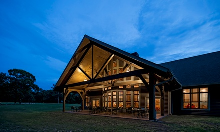 One-Night Stay for Two with Optional Breakfast and Golf Package at Little Ocmulgee State Park & Lodge in McRae, GA