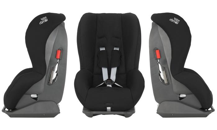 Britax Prince Group 1 Black Car Seat | Groupon Goods