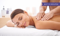 Full-Body Massage for One or Two at 2 Be Beautiful (Up to 61% Off)