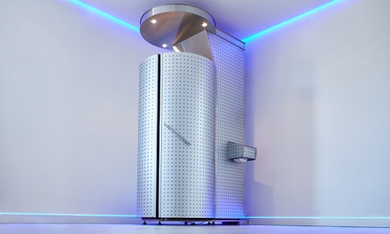 One Cryotherapy Session with Optional Spa-Service Add-On at Glo Sun Spa (Up to 80% Off)