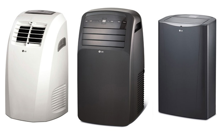 LG Portable Air Conditioners | Groupon Goods