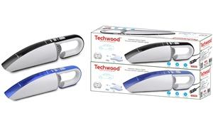 Aspirateur voiture Techwood 12V