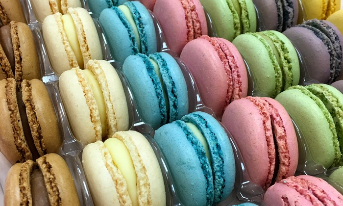 Fabipops - New York: One- or Two-Dozen Assorted French Macarons at Fabipops (Up to 43% Off)