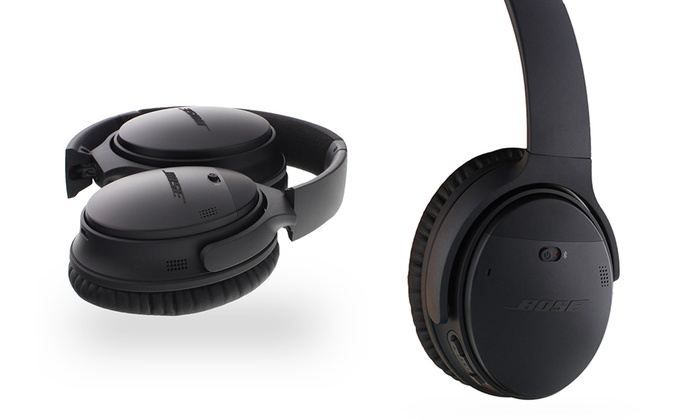 Casque Bose Quietcomfort 35 Groupon