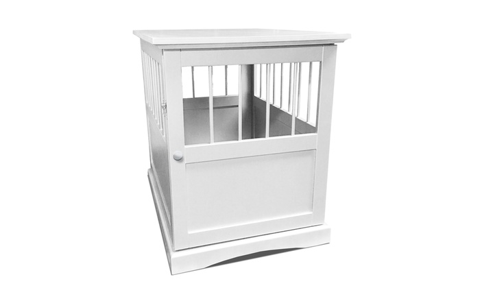 ... Dog Crate End Table: Dog Crate End Table