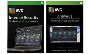 AVG Antivirus 2018 (3 PC/2 ans)