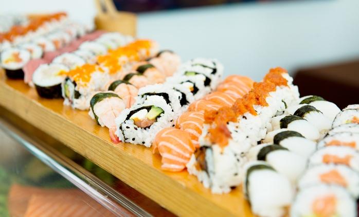 Chinesisches All-You-Can-Eat-Buffet inkl. Salat- und Sushi-Bar im China-Restaurant King Do (bis zu 34% sparen*)