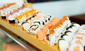 China-Restaurant King Do: Chinesisches All-You-Can-Eat-Buffet inkl. Salat- und Sushi-Bar im China-Restaurant King Do (bis zu 34% sparen*)