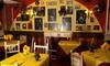 La Taberna del Arte - La Taberna del Arte: Espectáculo de cante flamenco y menú andaluz con opción a copa para 2 o 4 personas desde 49,95 € en La Taberna del Arte