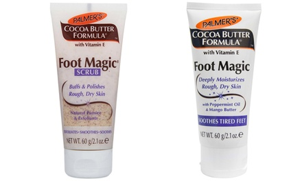 Palmers Foot Care Cosmetics