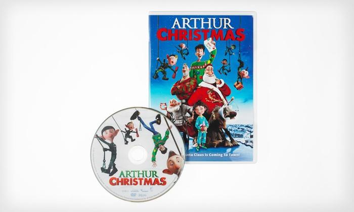 9 for arthur christmas on dvd - Arthur Christmas Dvd