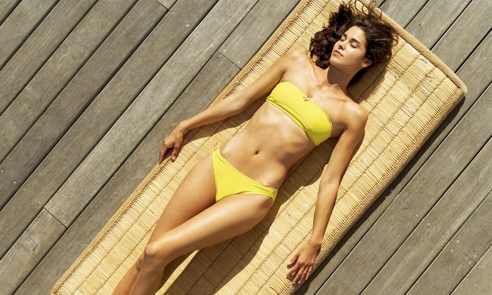 The Bronze Bar - South Scottsdale: One or Two Airbrush Spray Tans at The Bronze Bar (Up to 50% Off)