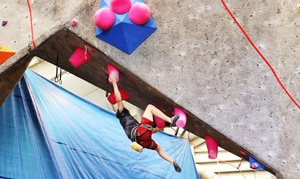 Up to 40% Off Rock Climbing  at Peak Experiences, plus 6.0% Cash Back from Ebates.