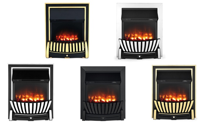 up to 48 off beldray electric fire heater groupon. Black Bedroom Furniture Sets. Home Design Ideas