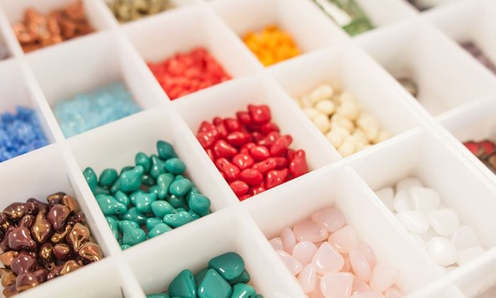 Fusion Beads -  Wallingford : $25 for $40 Worth of Beading Supplies and Merchandise at Fusion Beads