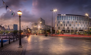 Hilton Liverpool: Choice of Tribute Night with Two-Course Meal and Glass of Prosecco for Two at 4* Hilton Liverpool (50% Off)