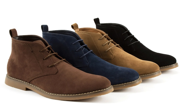 Miko Lotti Men's Desert Boots | Groupon Goods