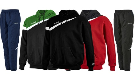 Mitre Polarize Cuffed Track Pants or Hoodie