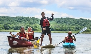 Calleva: One- or Two-Hour River Tour for Two People from Calleva (50% Off)