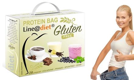 Programma dieta gluten free Line@