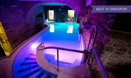 Bagno di Romagna: Hotel delle Terme Santa Agnese 4*, fino a 5 notti con colazione/mezza pensione e piscine termali per 2