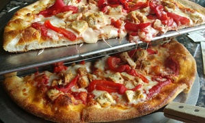 Brewzzi: $13 for $25 Worth of Comfort Food and Microbrews with Free Points Card at Brewzzi