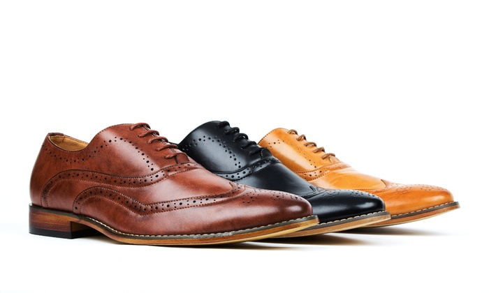 Signature Men's Dress Shoes